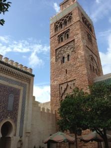 Koutoubia Minaret Morocco Pavilion Epcot (1)